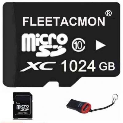 1024 GB tabletas Clase 10 SDXC con adaptador Tarjeta de memoria Micro SD de 1024 GB de alta velocidad dise/ñada para smartphones Android