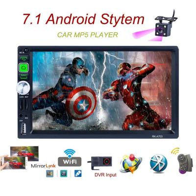 Toyousonic Android 7.1 Radio Coche 2 Din Bluetooth Car Stereo Navegación Gps
