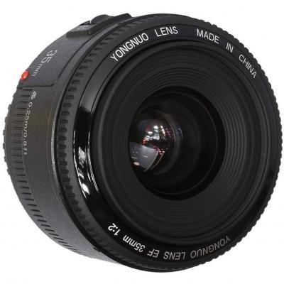 Yongnuo F2 Objetivo Yn 35mm Lente Large Aperture Auto Focus Lens Para Canon