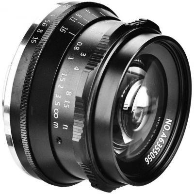 Topiky 7artisans 35mm F  1.2 Lente Enfoque Fijo Manual Para Canon