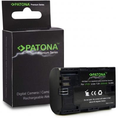 Premium Batería LP-E6 LPE6 para Canon EOS 5D Mark II