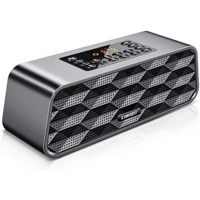 Altavoz Bluetooth Sumgott Digital Radio