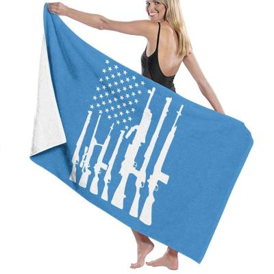 LOPEZ KENT Bath Towels Gun