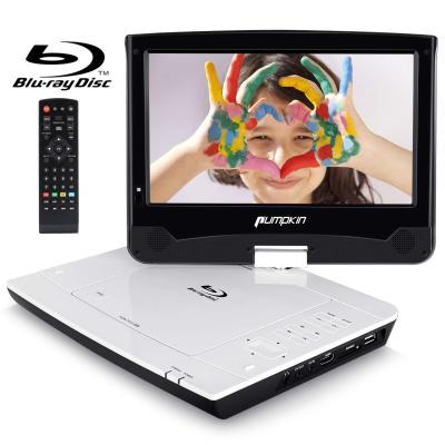 Pumpkin Reproductor Blu-ray DVD Portátil