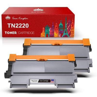 Compatible TN-2220 TN-2210 Cartucho de Tóner en Negro