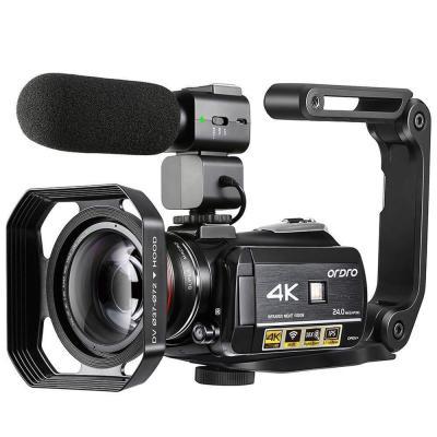 Videocámara 4K