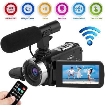 Videocamara Cámara De Video Full Hd