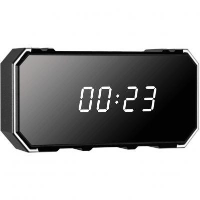 LEEBA, Reloj Despertador con cámara espía Oculta, 1080P HD WiFi inalámbrico con visión Nocturna, ángulo Amplio de 140 Grados, Red de Seguridad de grabación en Bucle