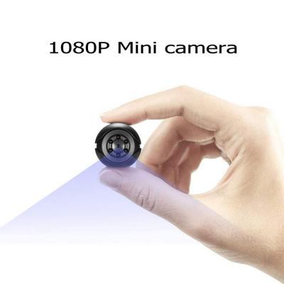 Cámara Espía Oculta 1080P HD Portátil Mini Cámara Espía con Visión Nocturna