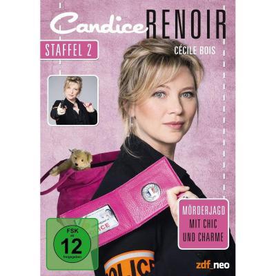 Mejor Candice Renoir