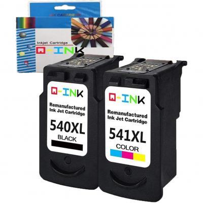 Qink Remanufacturados Para Canon Pg-540xl Cl-541xl