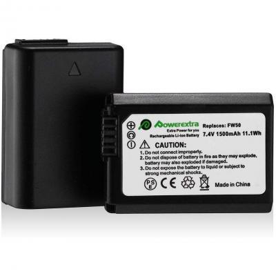 Powerextra 2 Paquetes Reemplazo Canon Lp-e10 Batería Para Canon Eos Rebel T3