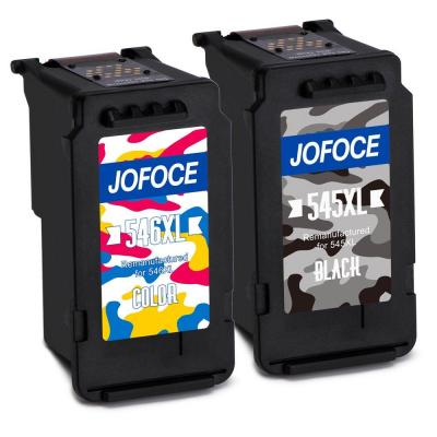 Jofoce Remanufacturado Canon Pg-545xl Cl-546