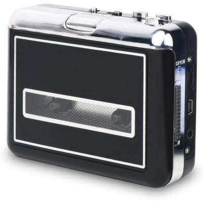 Rybozen USB Convertidor y Reproductor de Cinta casetes