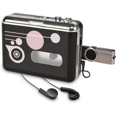 Rybozen Convertidor y Reproductor de Cinta casetes