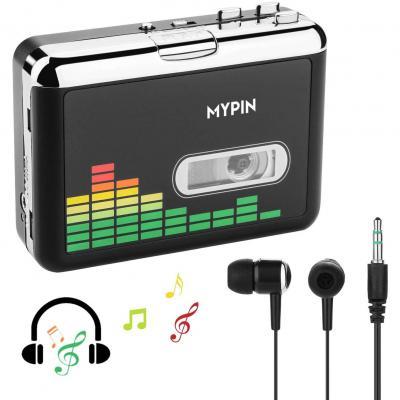 Convertidor Usb Cinta Audio Cassette A Mp3