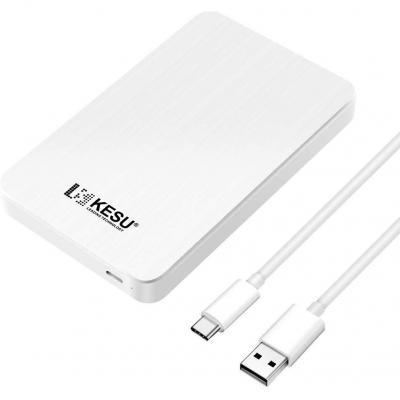 KESU Disco Duro Externo Portátil 250GB