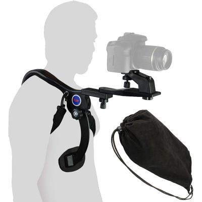 Soporte De Hombro Ligero para DSLR y Videocámaras