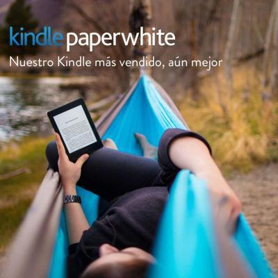 E-reader Kindle Paperwhite reacondicionado certificado
