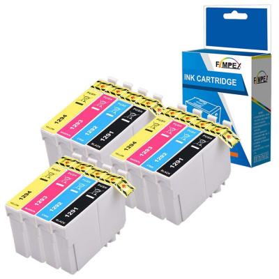 Fimpex Compatible Tinta Cartucho Reemplazo Para Epson Stylus Sx230 Sx235w Sx420w Sx425w Sx435w