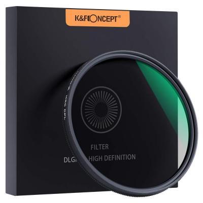 K And F Concept Filtro Polarizador Cpl