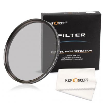 Filtro Polarizador Circular de K