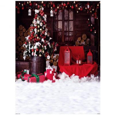 Andoer  Tela de Fondo Navidad 1