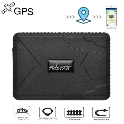 TKSTAR Car GPS Tracker Anti Theft Real Time Tracking Car Tracker Device 120 Days Standby Waterproof GPS Locator With App Web Platform Strong Magnet No Installation