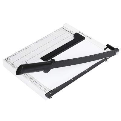 Cortador de papel port/átil A5 de 1 a 6 pulgadas de guillotina para papel fotogr/áfico Belupai