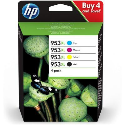 HP 3HZ52AE 953XL Cartucho de Tinta Original de alto rendimiento