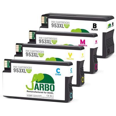 Jarbo 953xl Reemplazo Para Hp 953 Xl Alta Capacidad Cartuchos De Tinta Compatiable Con Hp Officejet Pro 7740 8218 8710