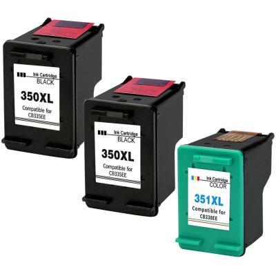 Kyansin Remanufactured 350XL 351XL Ink Cartridges Replacement