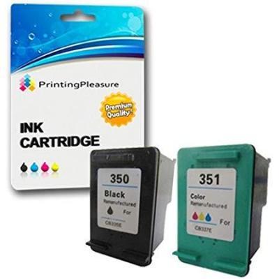 Printing Pleasure 2 XL Compatibles HP 350XL
