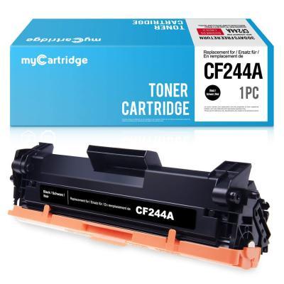 MyCartridge 244 Netro Cartucho de tóner Compatible HP CF244A 44A para HP Pro M15a M15w M17a M17w MFP M28a MFP M28w MFP M30a MFP M30w