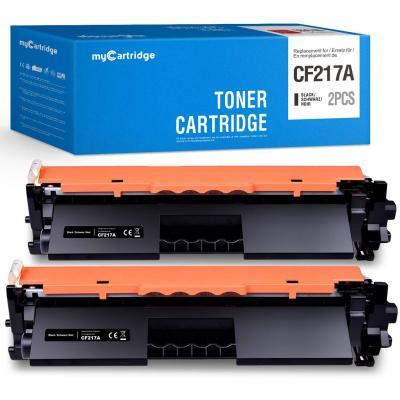 Mycartridge Tóner Compatible Para Hp Cf217a 17a Toner Para Hp Laserjet Pro Mfp M130fw