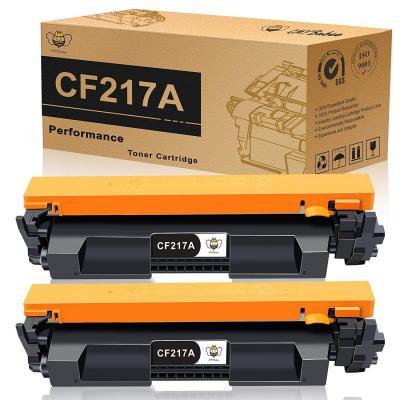 CMYBabee Cartuchos de tóner compatibles para HP 17A CF217A