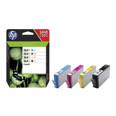 HP N9J74AE 364XL Cartucho de Tinta Original de alto rendimiento