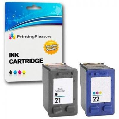 Printing Pleasure 2 XL Compatibles HP 21XL