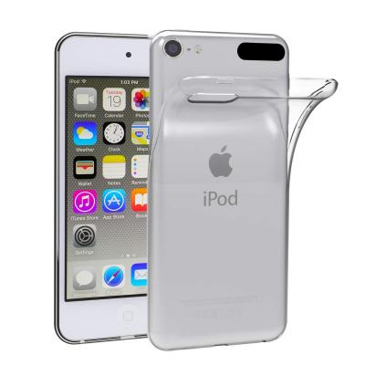 IVoler Funda Carcasa Gel Transparente para Apple iPod Touch 7 6  5