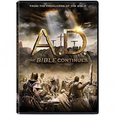 A.D. the Bible Continues Italia