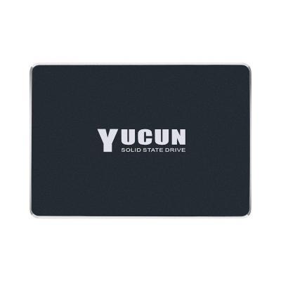 Yucun 2.5 Pulgadas Sata Iii Disco Duro Sólido Interno De Estado Sólido 120gb