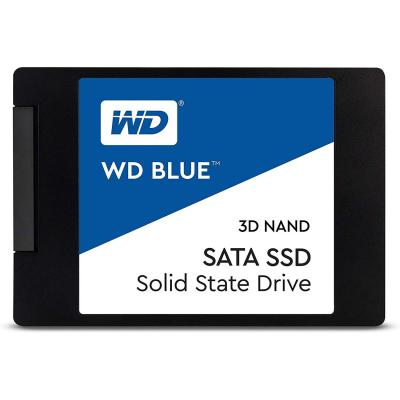 Western Digital WDS500G2B0A WD Blue 500GB 3D NAND Internal SSD