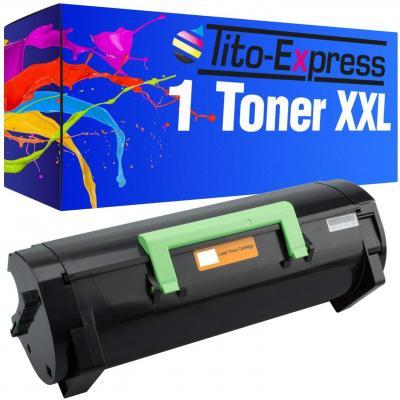 Platinumseries 1 Toner Xxl Compatible Para Lexmark Mx-310 Mx310dn