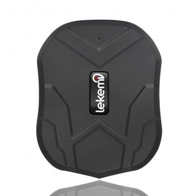 Lekemi GPS Tracker Localizador para coche vehículo con libre funda para aplicaciones