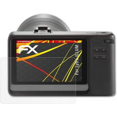 Atfolix Protector Película Compatible Con Lytro Illum