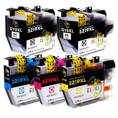 Glegle Lc3219xl Cartuchos Tinta Brother 5 Multipack Reemplazo Para Lc3219 Compatible Con Brother Mfc-j5330dw Mfc-j5335dw Mfc-j5730dw Mfc-j5930dw Mfc-j6530dw Mfc-j6930dw