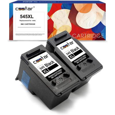 Csstar Remanufacturado Cartuchos De Tinta Reemplazo Para Canon Pg-545xl Para Pixma Mg3051