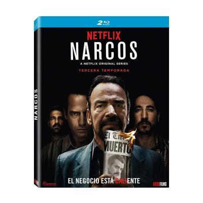 Narcos 3ªT