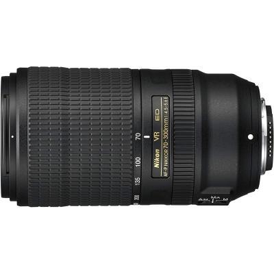 Nikon Af-p 70  300 Mm F 4.5  5.6e Ed Vr
