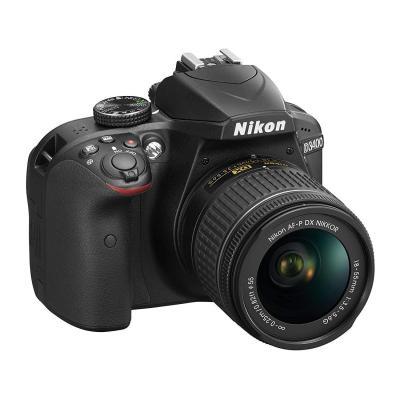 Nikon D3400 Cámara réflex digital con objetivo Nikkor AF-P 18 55vr